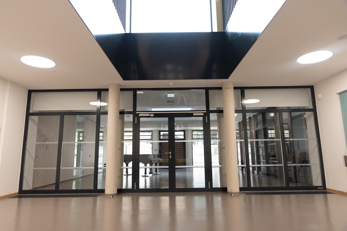 Gymnasium Dreikönigsschule Dresden - Sanierung Haus A - C