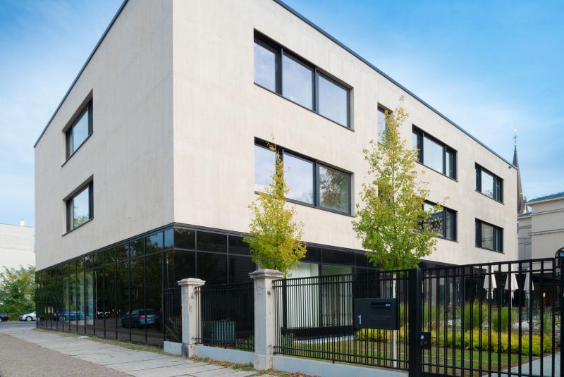 Neubau Grundschule mit Hort - forum thomanum