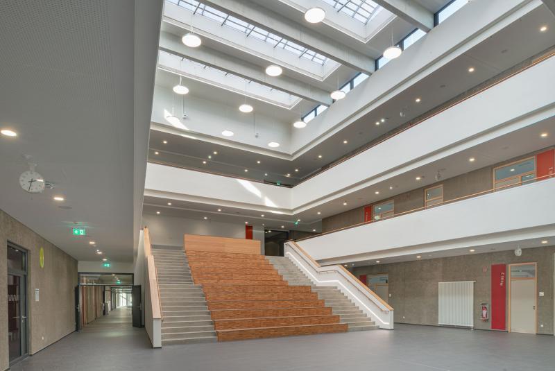 Entwicklung Schulstandort Dresden Pieschen