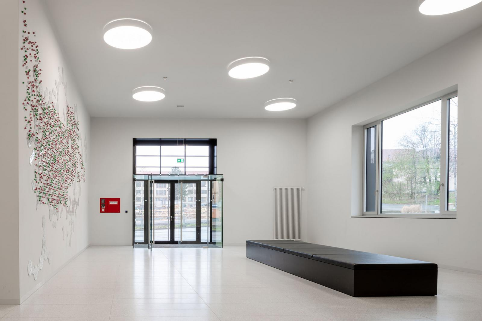 TU Bergakademie Freiberg Winkler Bau